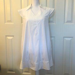 Adrienne Vittadini A-line cotton dress